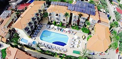 Villa Beldeniz Hotel Genel Görünüm