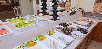 Villa Daffodil Hotel Yeme / İçme