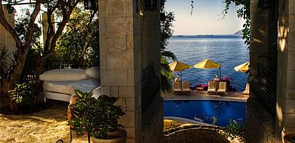 Villa Hotel Tamara Genel Görünüm
