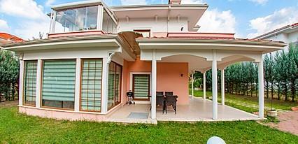 Villa Kırkpınar Genel Görünüm