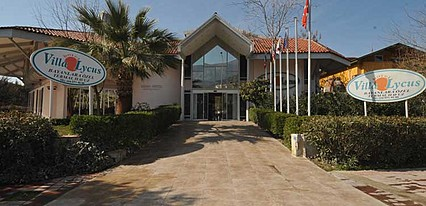 Villa Lycus Hotel Genel Görünüm