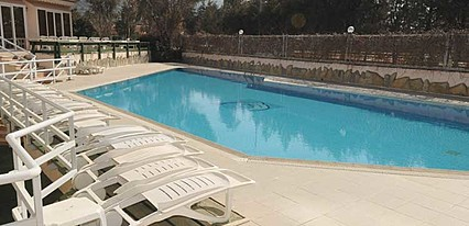 Villa Lycus Hotel Havuz / Deniz