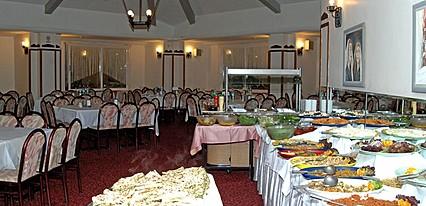 Villa Lycus Hotel Yeme / İçme