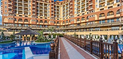 Villa Side Residence Havuz / Deniz