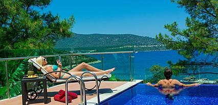 Vogue Hotel Bodrum Havuz / Deniz