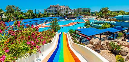 Von Resort Golden Beach  Havuz / Deniz