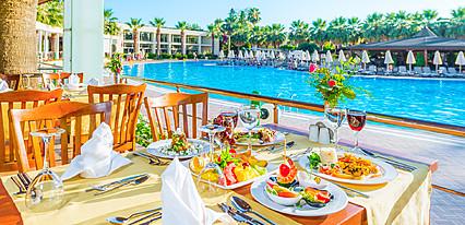 Von Resort Golden Beach  Yeme / İçme