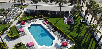 Voxx Marmaris Beach Resort Havuz / Deniz