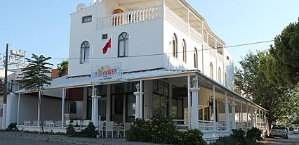 Voyager Hotel Genel Görünüm