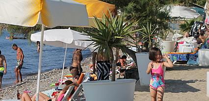 Voyager Hotel Havuz / Deniz