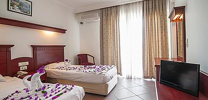 Wasa City Hotel Oda