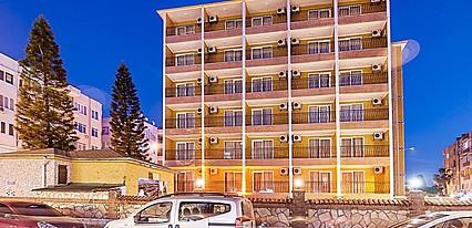 Wasa City Hotel Genel Görünüm