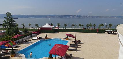 Wellborn Luxury Hotel Havuz / Deniz