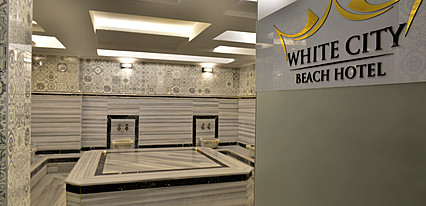 White City Beach Hotel Genel Görünüm