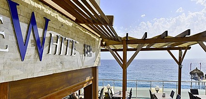 White City Beach Hotel Yeme / İçme