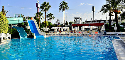 White City Beach Hotel Havuz / Deniz