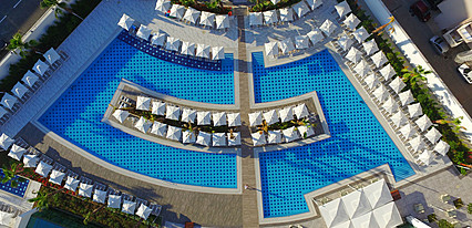 Wind of Lara Hotel & Spa Havuz / Deniz