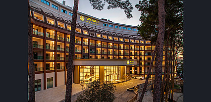 Wome Deluxe Hotel Genel Görünüm