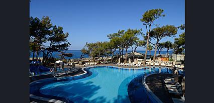 Wome Deluxe Hotel Havuz / Deniz