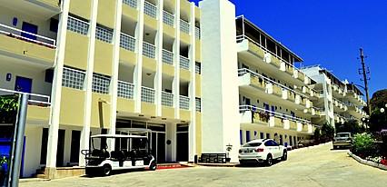 Woxxie Hotel Akyarlar Genel Görünüm