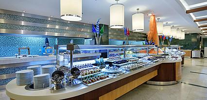 Xanthe Resort & Spa Yeme / İçme