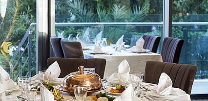Xoria Deluxe Hotel Yeme / İçme