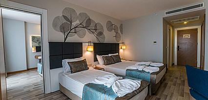 Xoria Deluxe Hotel Oda