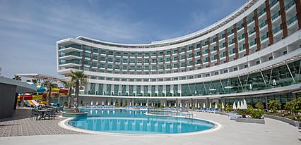 Xoria Deluxe Hotel Genel Görünüm