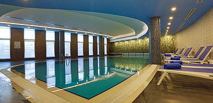 Xoria Deluxe Hotel Havuz / Deniz