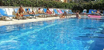 Xperia Kandelor Hotel Havuz / Deniz