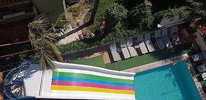 Yade Hotel Havuz / Deniz
