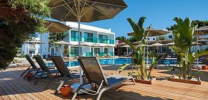 Yalıpark Beach Hotel Havuz / Deniz