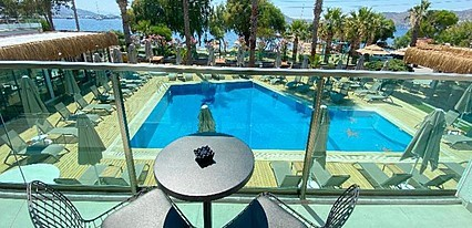 Yalıpark Beach Hotel Oda