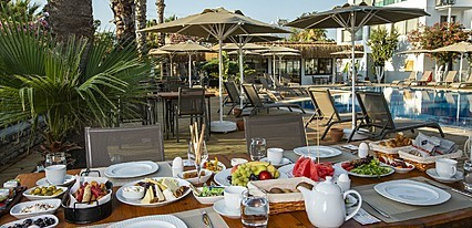 Yalıpark Beach Hotel Yeme / İçme