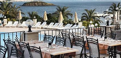 Yasmin Bodrum Resort Yeme / İçme
