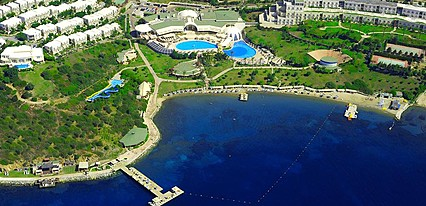 Yasmin Bodrum Resort Genel Görünüm
