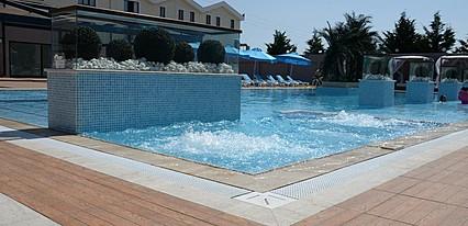 Yayoba Hotel Havuz / Deniz