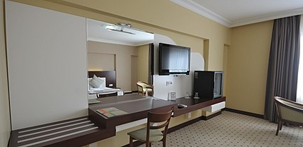 Yayoba Hotel Oda