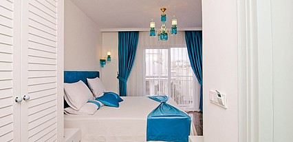Yazar Lara Hotel Oda