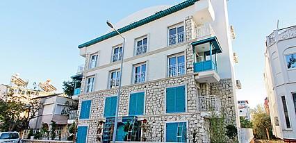 Yazar Lara Hotel Genel Görünüm
