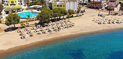 Yelken Mandalinci Spa & Wellness Hotel Havuz / Deniz