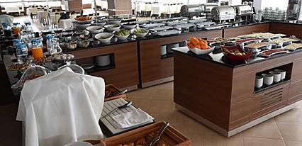 Yelkenkaya Otel Yeme / İçme