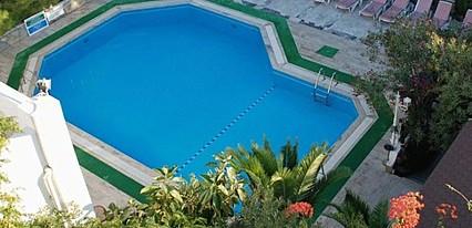 Yıldız Otel Bodrum Havuz / Deniz