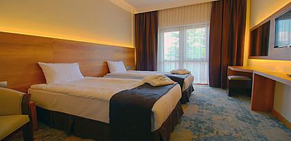 Yoncali Thermal Hotel Oda