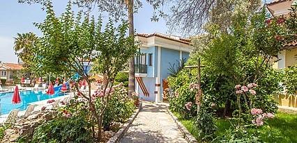 Zehra Tatil Köyü Genel Görünüm