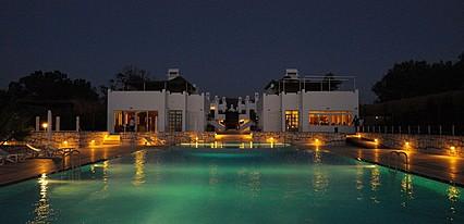Zemda Hotel Gumusluk Genel Görünüm
