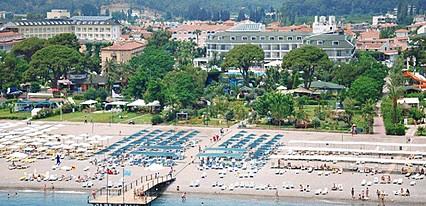 Zena Resort Genel Görünüm