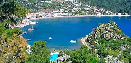 Zeus Turunc Hotel Havuz / Deniz