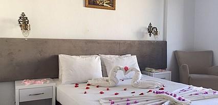 Zeus Turunc Hotel Oda