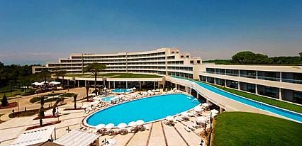 Zeynep Hotel Genel Görünüm